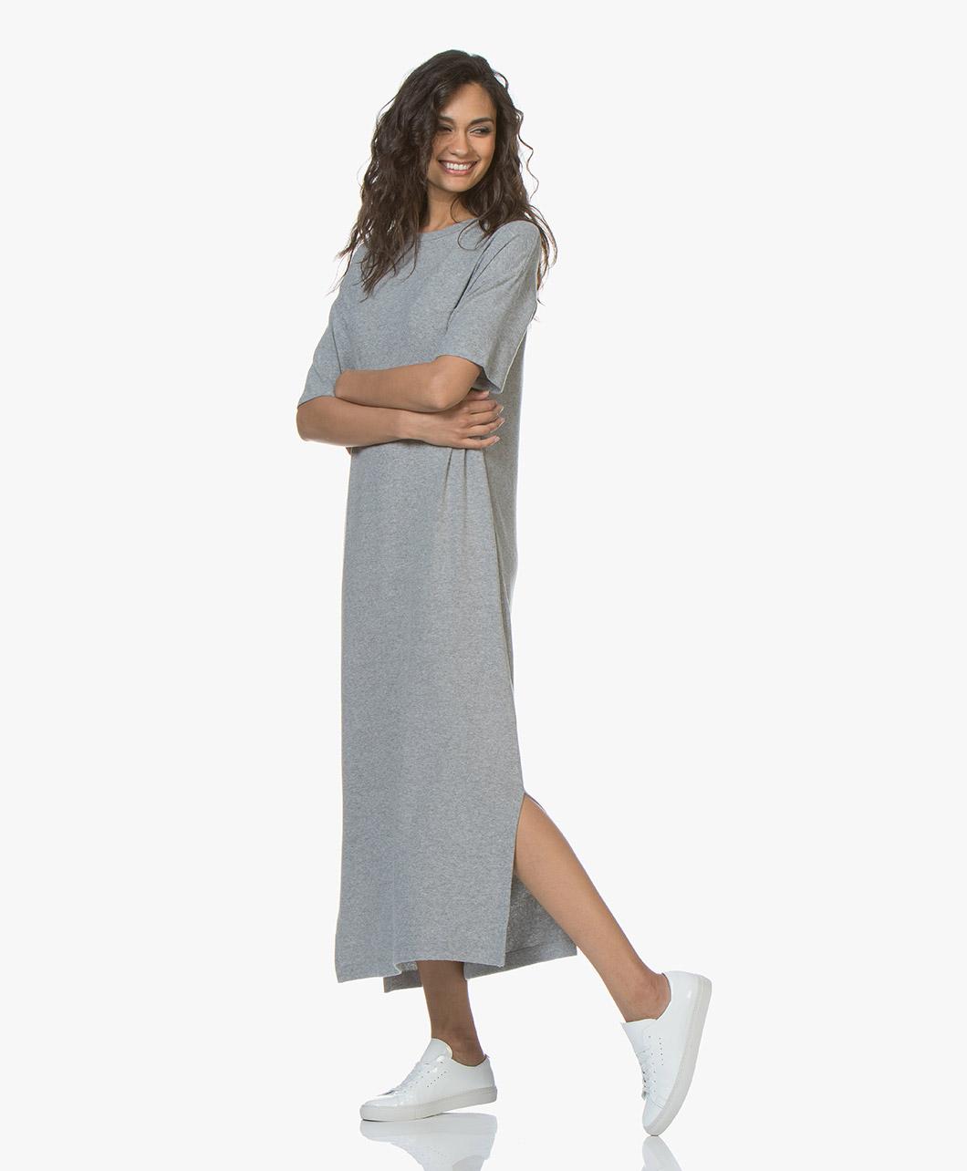 Dress Vetington Fine Vintage Grey American Knit Maxi Grisch Vet39c 51qwPPXfT