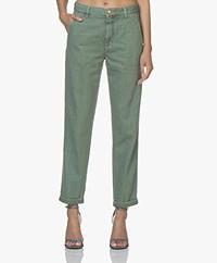 Closed Franck Straight Jeans - Dark Green