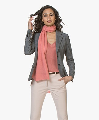Repeat Cashmere Sjaal - Blush