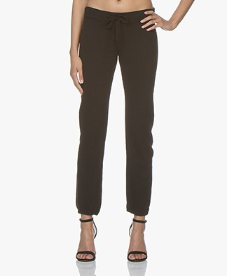 James Perse Genie Sweatpants - Zwart