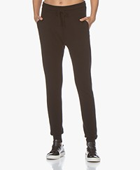 Filippa K Soft Sport Cashmere Trackpants - Zwart