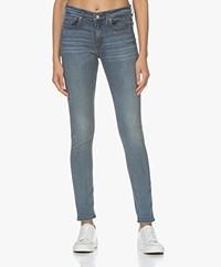 Rag & Bone Cate Mid-Rise Skinny Jeans - Vail