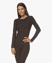 Filippa K Soft Sport Smooth Dance Top - Black