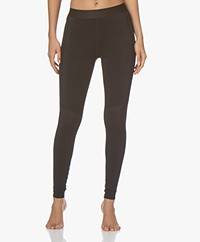 Filippa K Soft Sport Stay-up Legging - Zwart