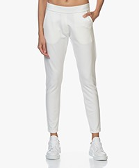 Woman by Earn Bobby Ponte Jersey Pants - Off-white