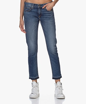 Rag & Bone Dre Capri Jeans - Livingston