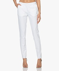 JapanTKY Lyba Travel Jersey Pantalon - White