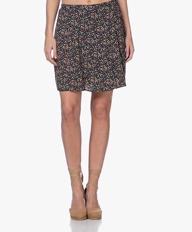 Marie Sixtine Alicia Millefleurs Mini Skirt - Prairie