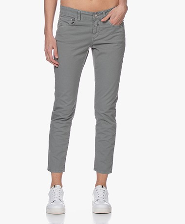 Closed Baker Mid-rise Slim-fit Jeans - Dusty Pine