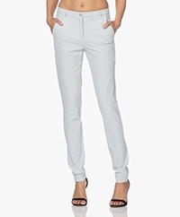 JapanTKY Lyba Travel Jersey Pantalon - Grey