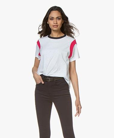Rag & Bone Percy Boxy T-shirt - White