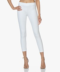 Joseph Nitro-Gabardine Stretch Leggings - White