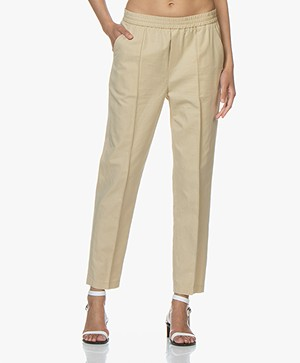 Filippa K Fiona Summer Pants - Sahara