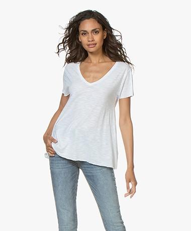 American Vintage Jacksonville T-shirt - White