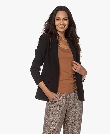 Woman by Earn Odette Tailored Blazer - Black