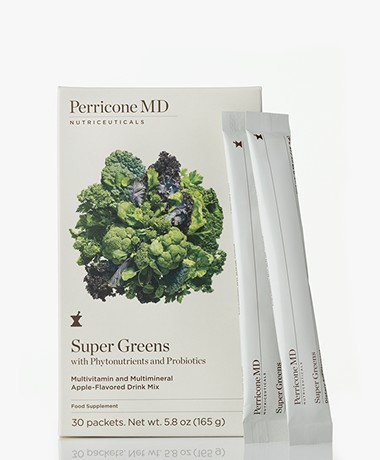 Perricone MD Super Greens Supplement Powder - 30 sachets