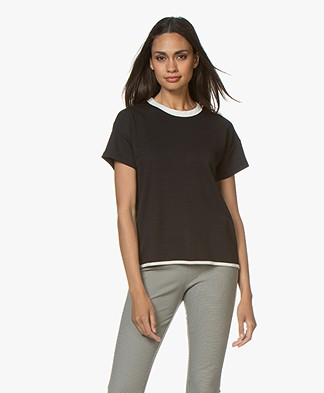 Rag & Bone Coast T-shirt - Black