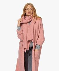 American Vintage East Alpacamix Sjaal - Tenderness Melange
