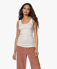 By Malene Birger Newdawn Tank Top - Cream