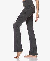 Deblon Sports Celine Flared Legging - Grijs