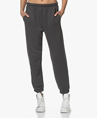 American Vintage Ikatown French Terry Sweatpants - Carbon