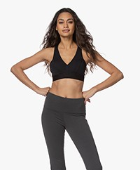 Deblon Sports Charly Bra Top - Black