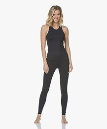 Filippa K Soft Sport Seamless Compression Legging - Night Sky