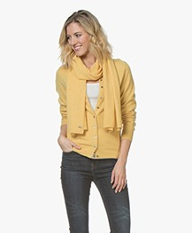 Repeat Cashmere Sjaal - Sunflower