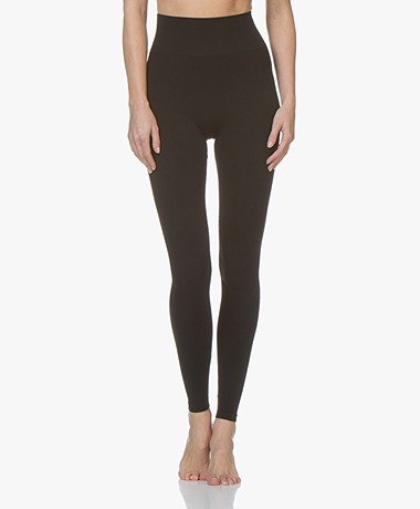 Filippa K Soft Sport Seamless Compression Legging - Zwart