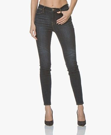 Repeat Skinny Stretch-denim Jeans - Indigo
