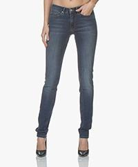 BOSS J20 Clear Skinny Jeans - Navy