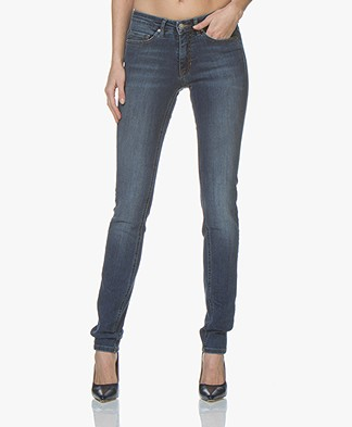BOSS J20 Clear Skinny Jeans - Navy