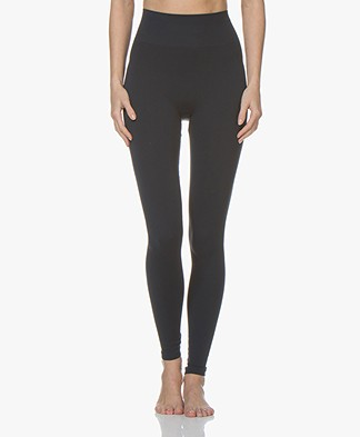 Filippa K Soft Sport Seamless Compression Leggings - Night Sky