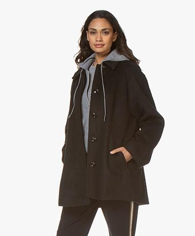 Filippa K Montreal Coat - Black