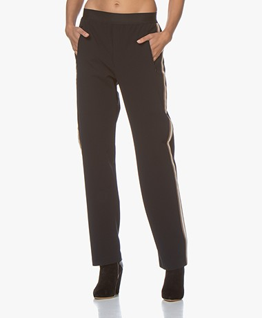 Filippa K Soft Sport Tailored Track Pants - Night Sky