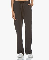 Josephine & Co Gilles Viscose Twill Pull-on Pants - Black