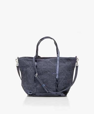 Vanessa Bruno Cabas Shoulder/Hand Bag - Denim