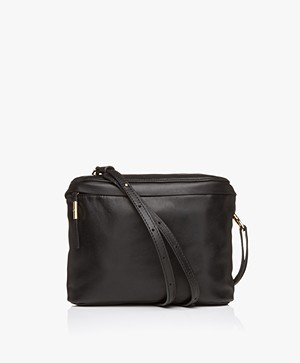 Filippa K Nova Soft Mini Shoulder Bag - Black