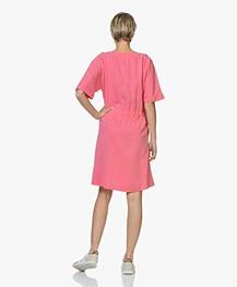 Co Roze amp; Dress 9216487312 Tencel Pink Josephine Jurk Clara RxB4ffq