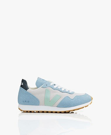 VEJA SDU Rec Alveomesh Sneakers - Grey/Matcha/Light Blue