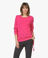 Sibin/Linnebjerg Ballino Merino Sweater - Pink