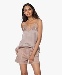 IRO Berwyn Silk Camisole - Old Pink