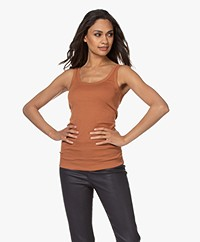 By Malene Birger Newdawn Tank Top - Brick