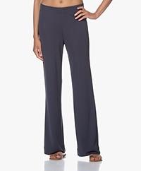 Kyra & Ko Kess Crêpe Jersey Pants - Graphite