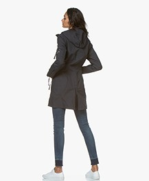 Ilse Jacobsen Softshell Raincoat Rain07 - Indigo