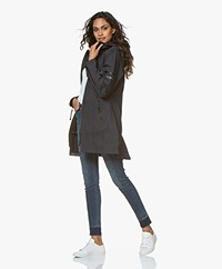 Ilse Jacobsen Softshell Raincoat Rain07 - Indigo