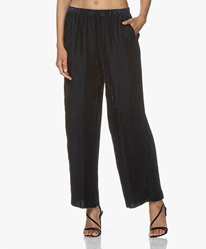 forte_forte Loose-fit Corduroy Pants - Temporal