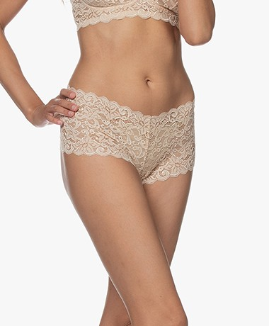 HANRO Moments Maxi Hipster - Beige