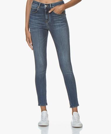 Drykorn Wet Skinny Jeans - Mid Blue
