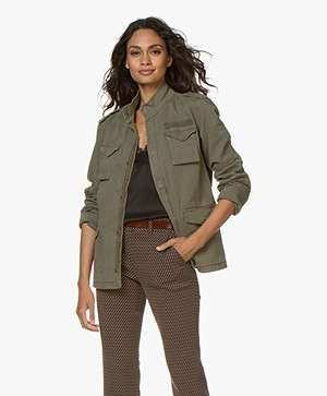 ANINE BING Army Jacket - Army